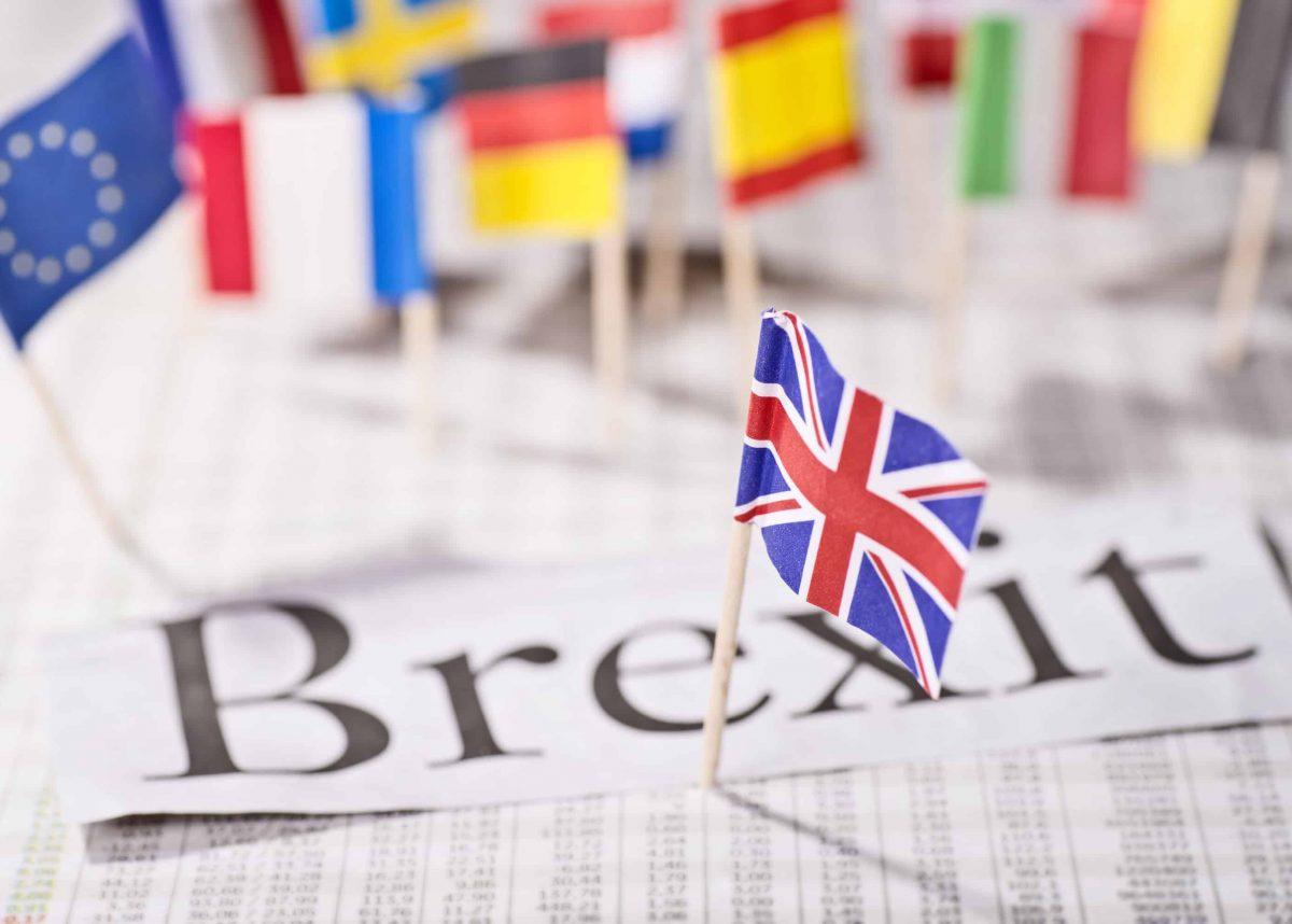 """Der Austritt Großbritanniens aus der Europäischen Union, der """"Brexit""""."""