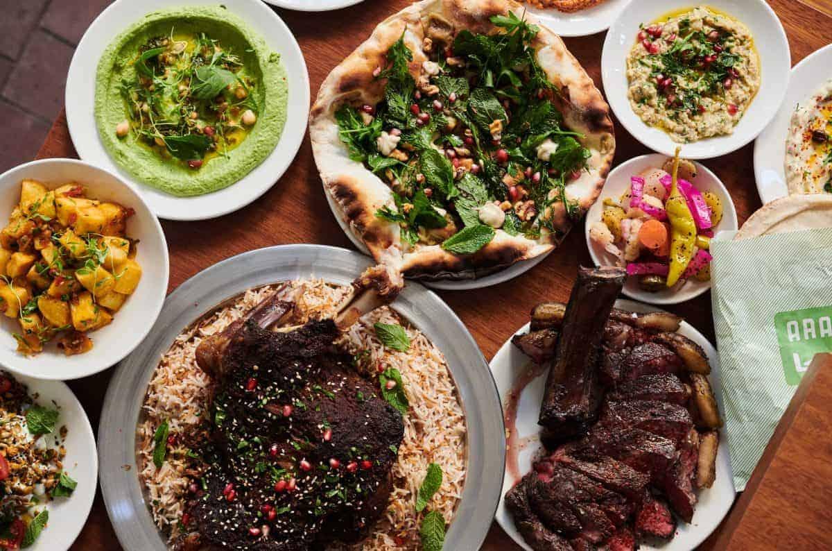 Arabica King's Cross new restaurant