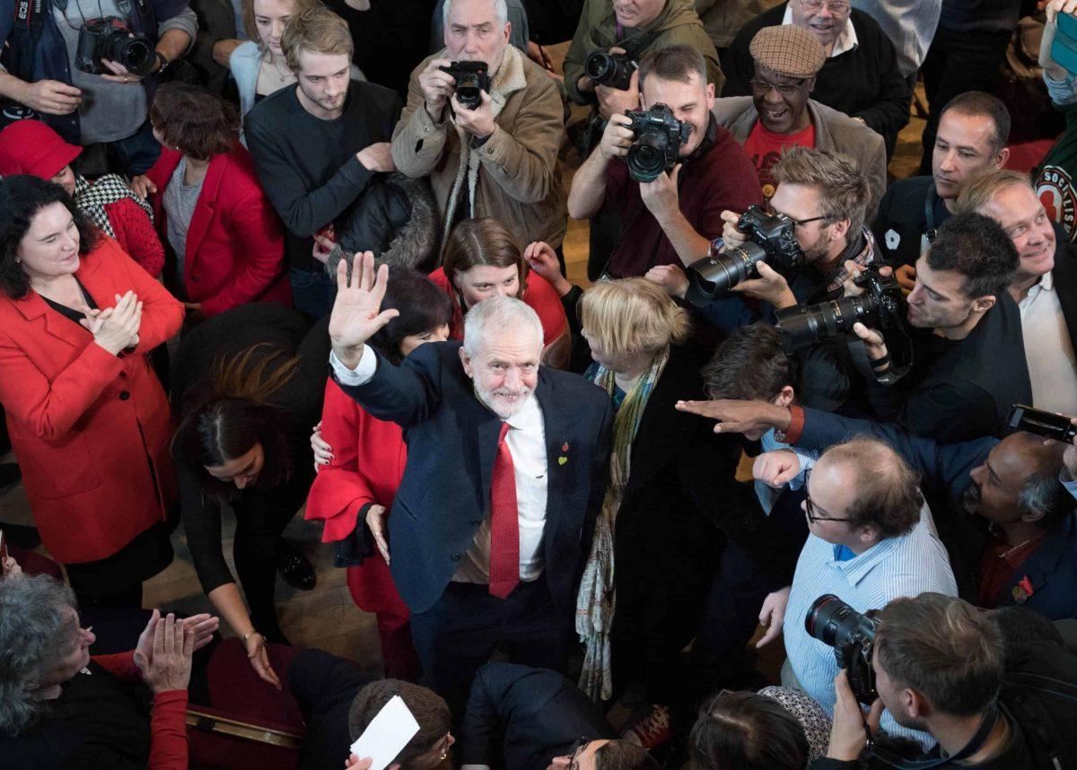 Corbyn PA