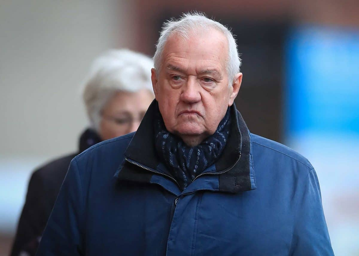 Hillsborough match commander David Duckenfield, who is accused of the manslaughter by gross negligence of 95 Liverpool supporters at the 1989 FA Cup semi-final, arriving Preston Crown Court.