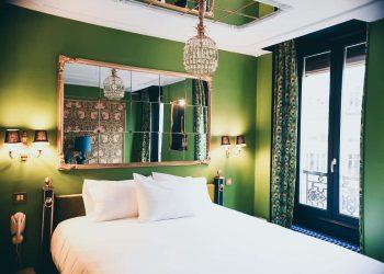 Bedroom - short term rentals