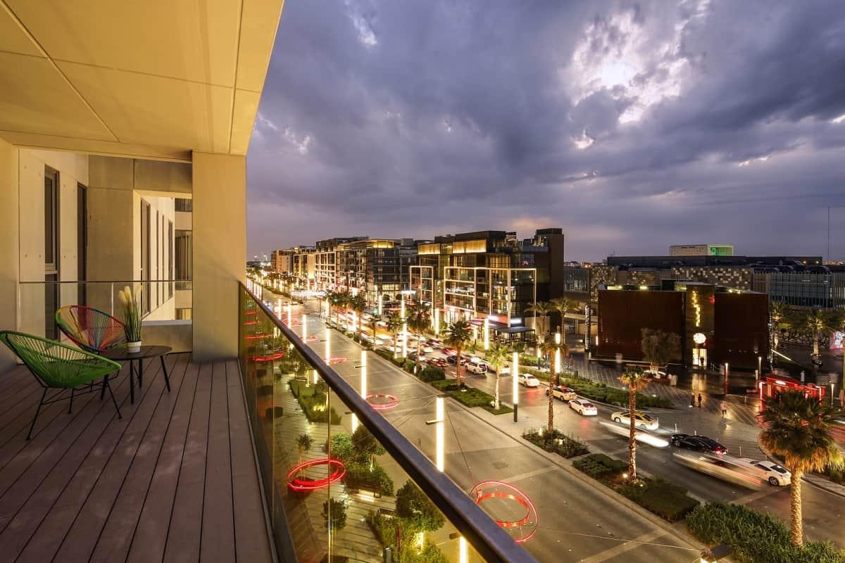 GuestReady property in Dubai - outside view