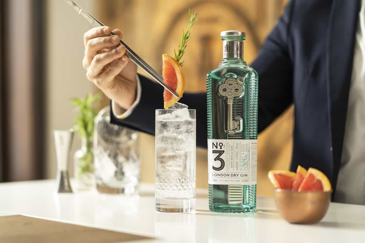 No.3 Gin G&T