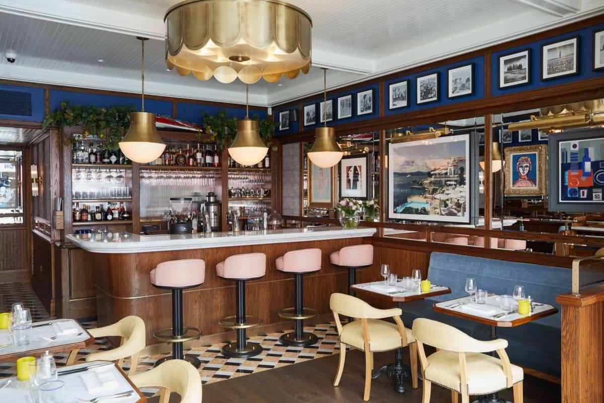 Chucs Cafe Kensington