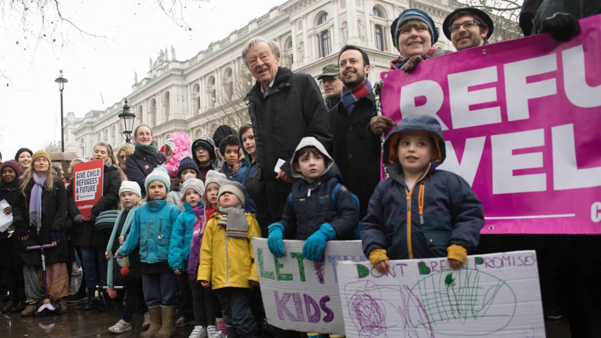 Lord Alf Dubs (PA)
