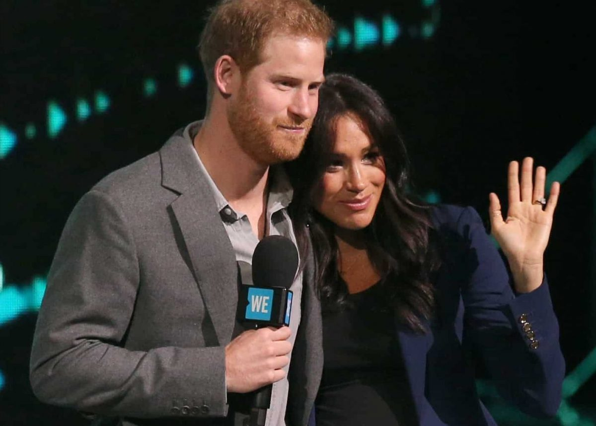 File photo dated 06/03/19 of the Duke and Duchess of Sussex .