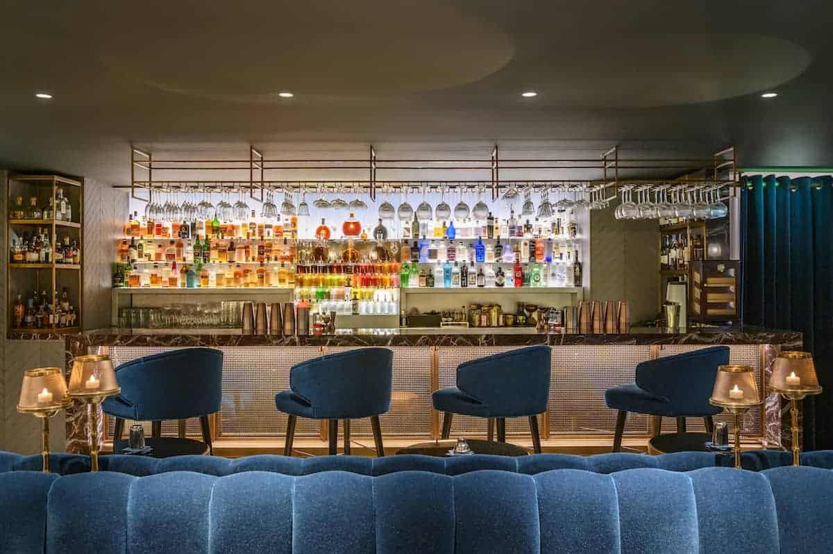 Sofitel London St James Bar