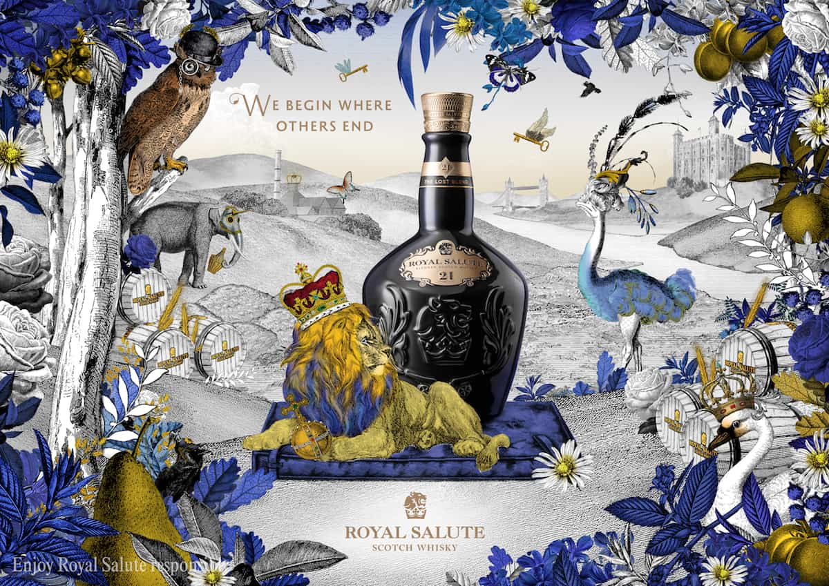 Royal Salute The Lost Blend