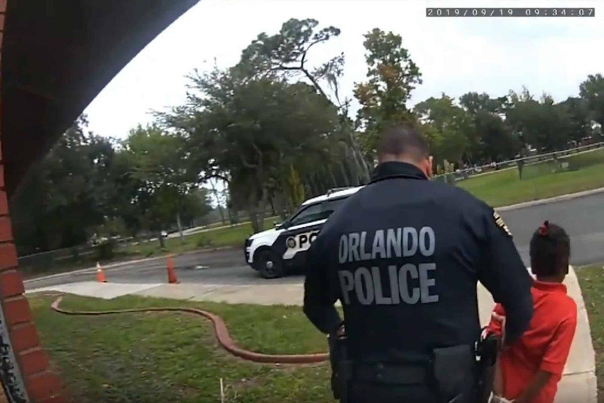 (Orlando Police Department/Orlando Sentinel via AP)