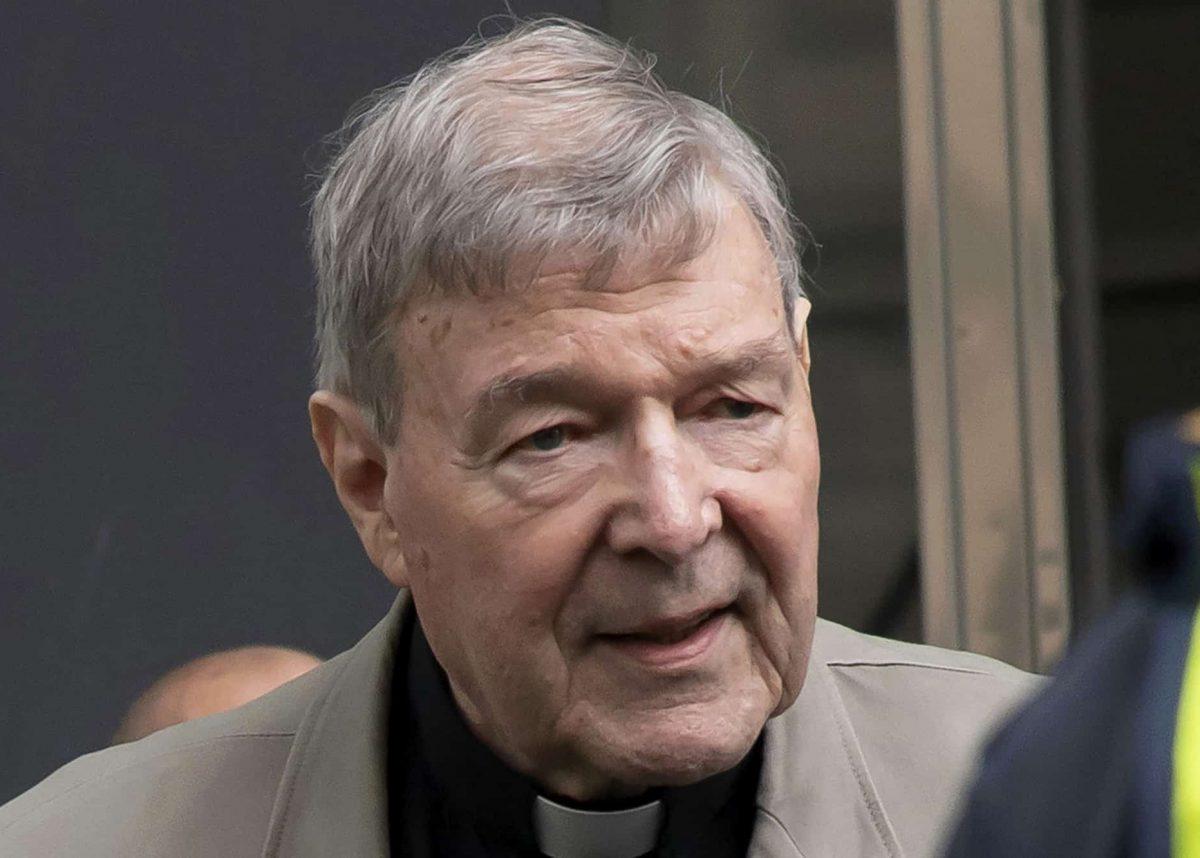 Cardinal George Pell  (AP Photo/Andy Brownbill, File)
