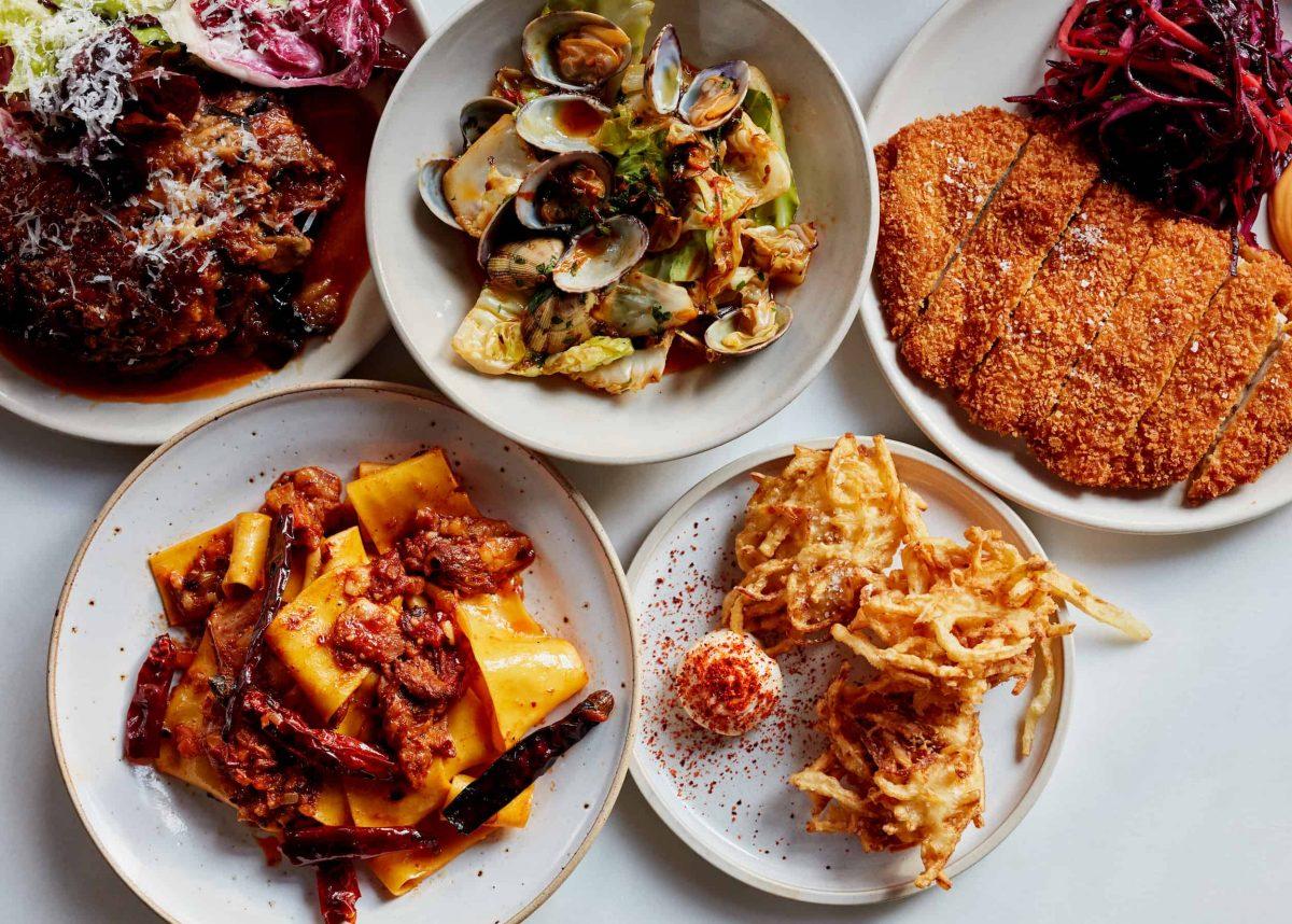 Matt Russell Larrys_Levan new restaurant