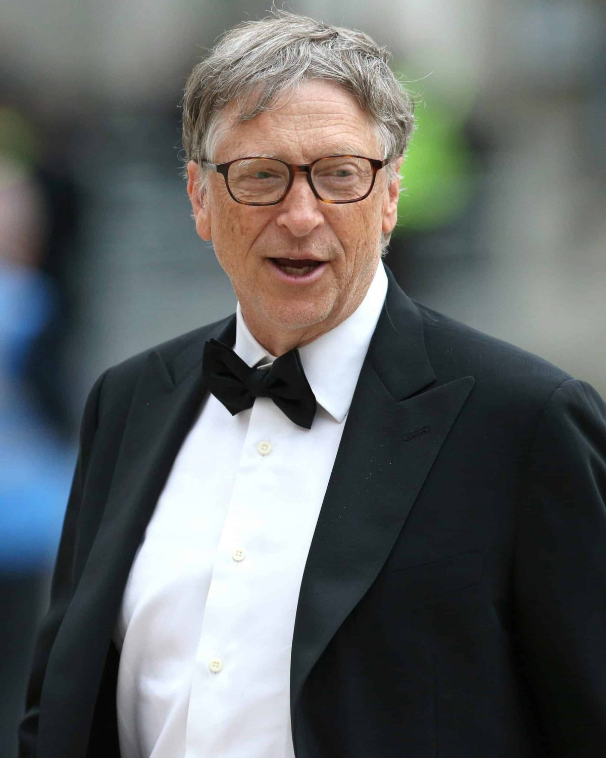 File photo dated 17/4/2018 of Bill Gates, who says we would all be using Windows Mobile today instead of Android if an antitrust case had not been lodged against it in the late 90s.