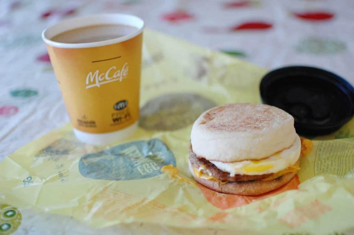 McDonald's McMuffin fast food recipes McDonald's McMuffin   Photo: © jen / Flickr