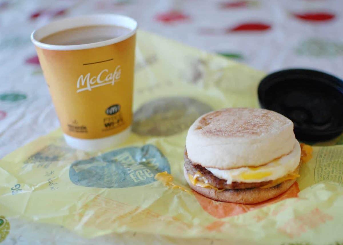 McDonald's McMuffin fast food recipes McDonald's McMuffin | Photo: © jen / Flickr