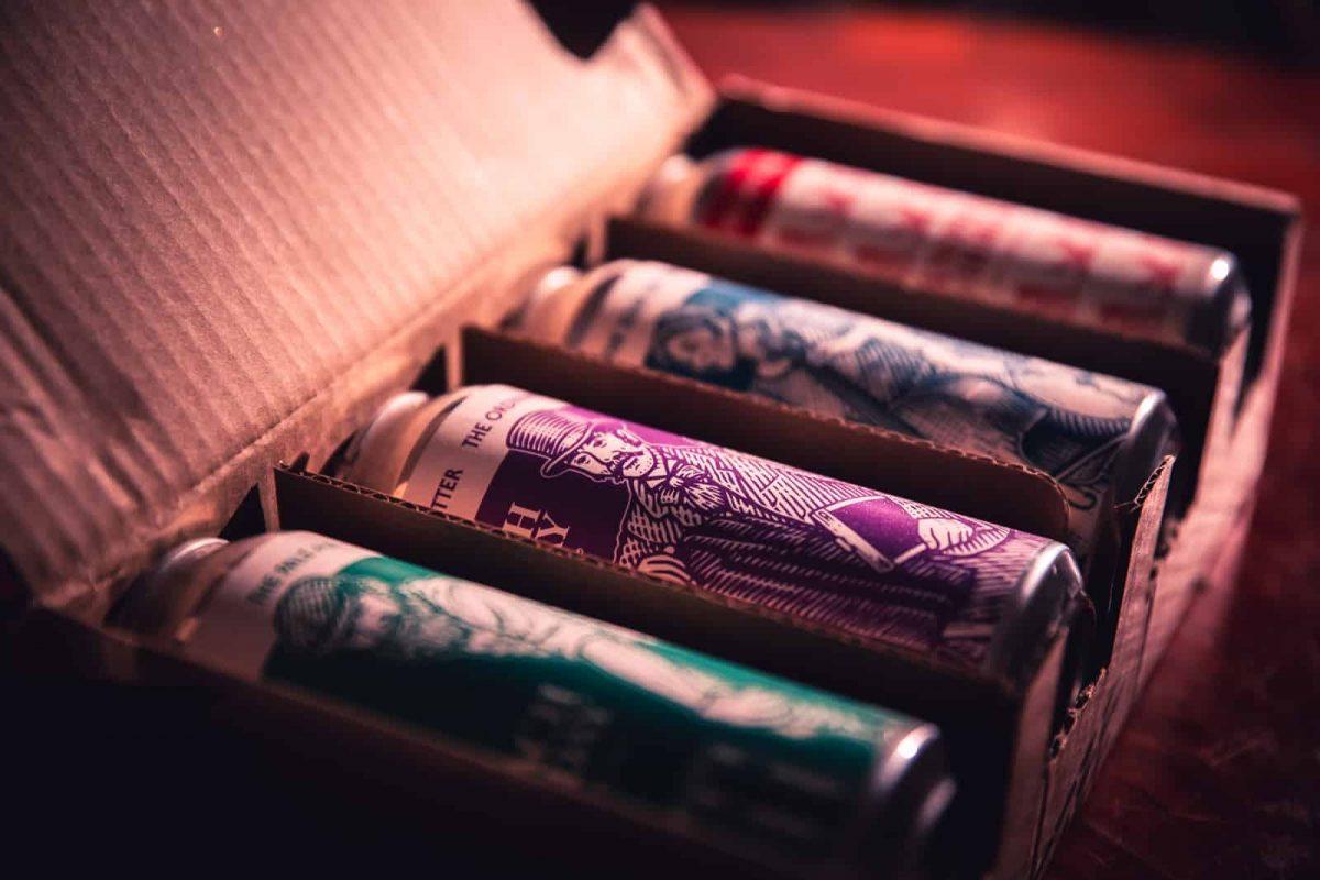Anspach & Hobday cans