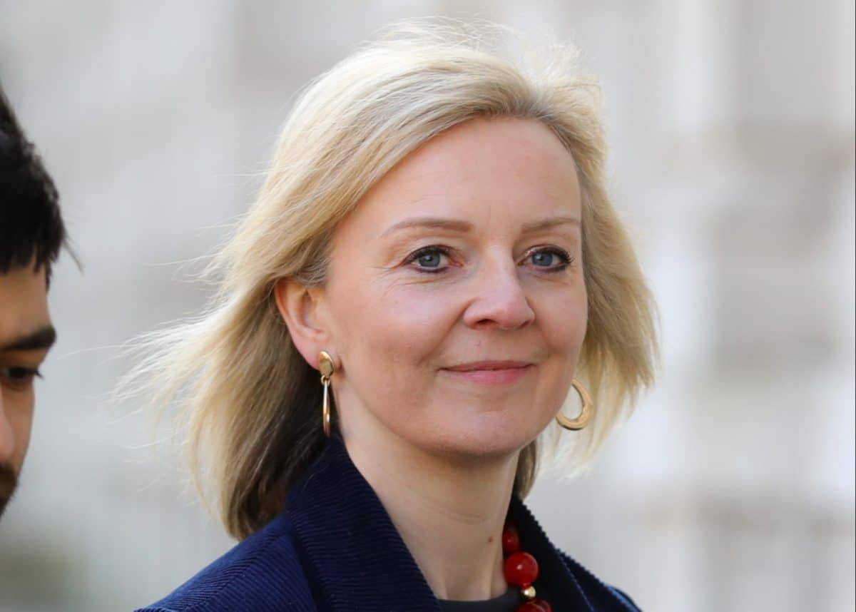 Trade Secretary Liz Truss