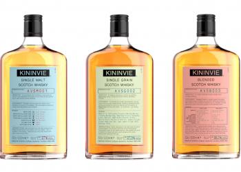 Kininvie Works Single Grain Scotch Whisky