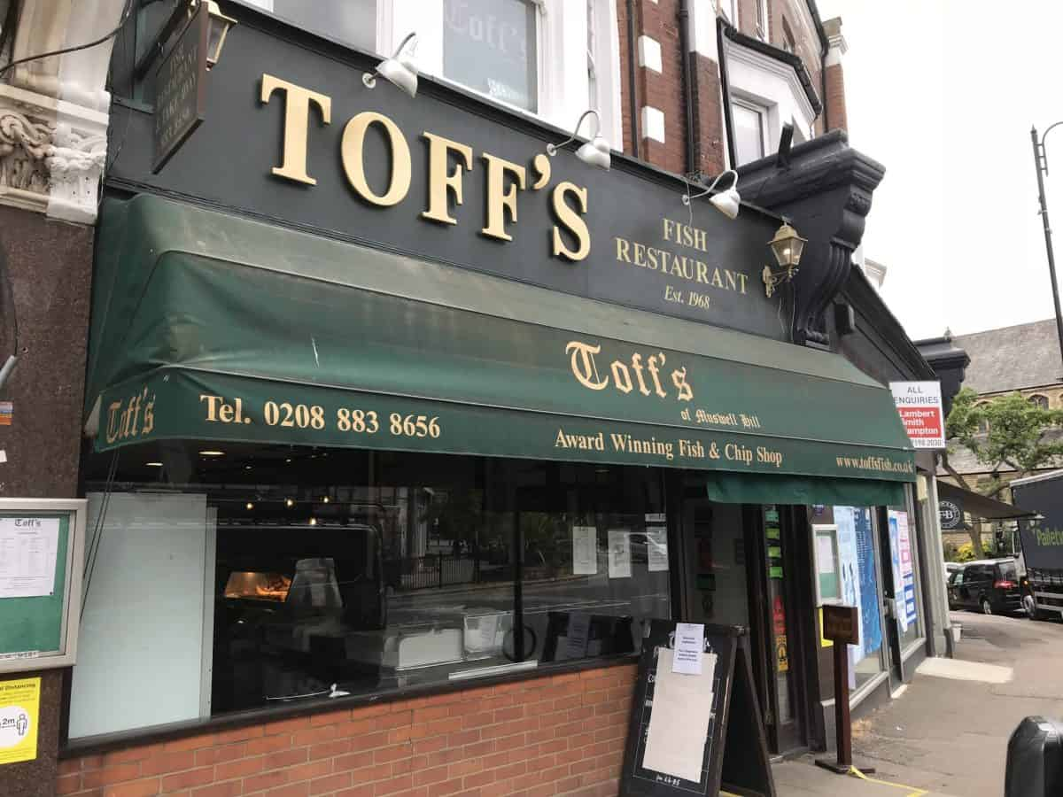 Toff's Muswell Hill | Photo: Wendy Sloane