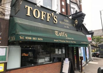 Toff's Muswell Hill   Photo: Wendy Sloane