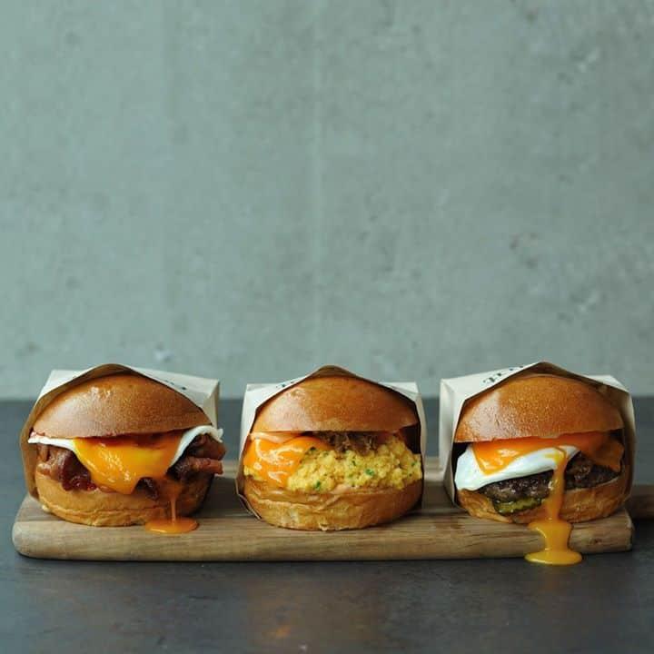 Eggslut burgers