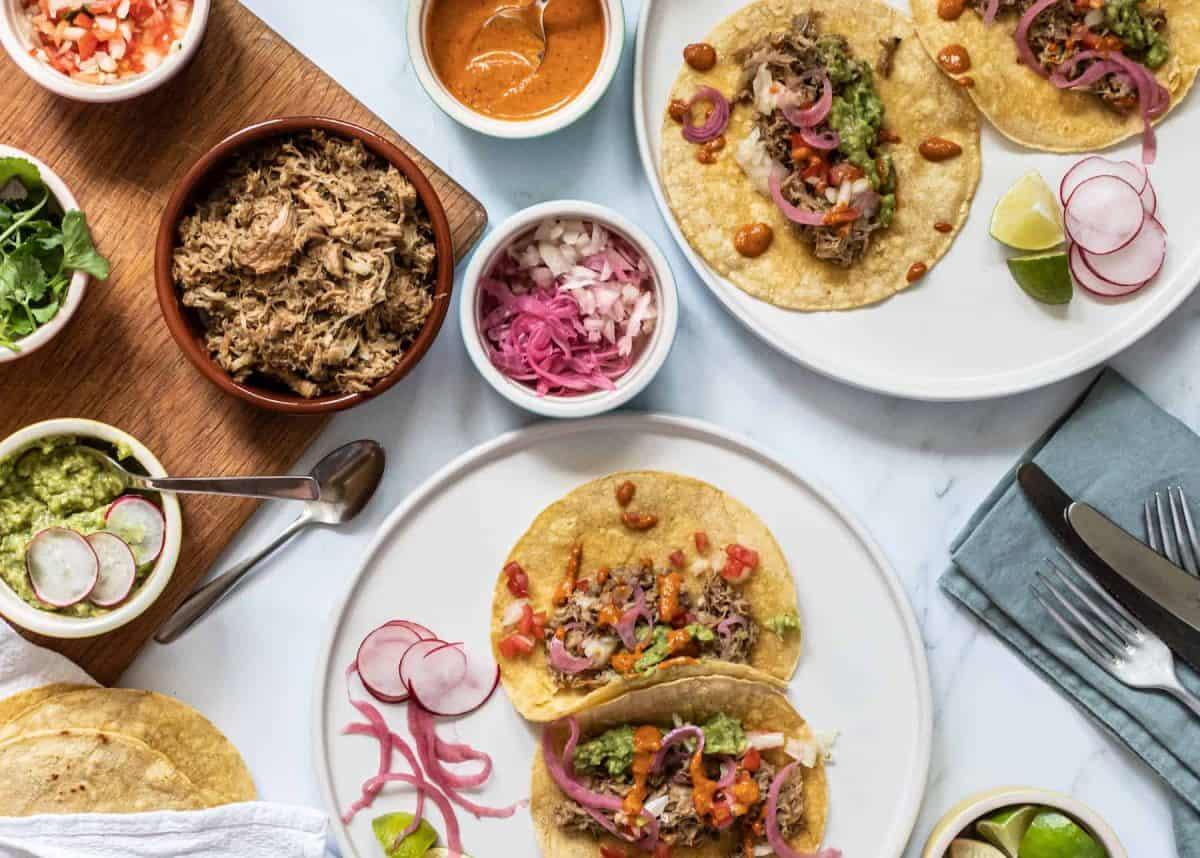 Mission St Tacos square - Ben Carpenter Photography DIY Meal Kits