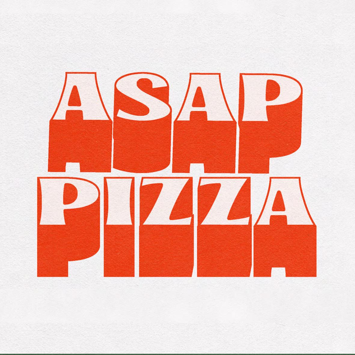 ASAP Pizza logo