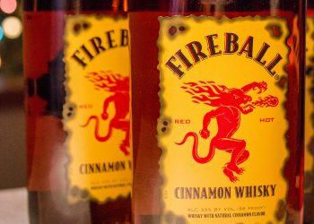 Fireball Cinnamon Whisky   Photo: © m01229 / Flickr