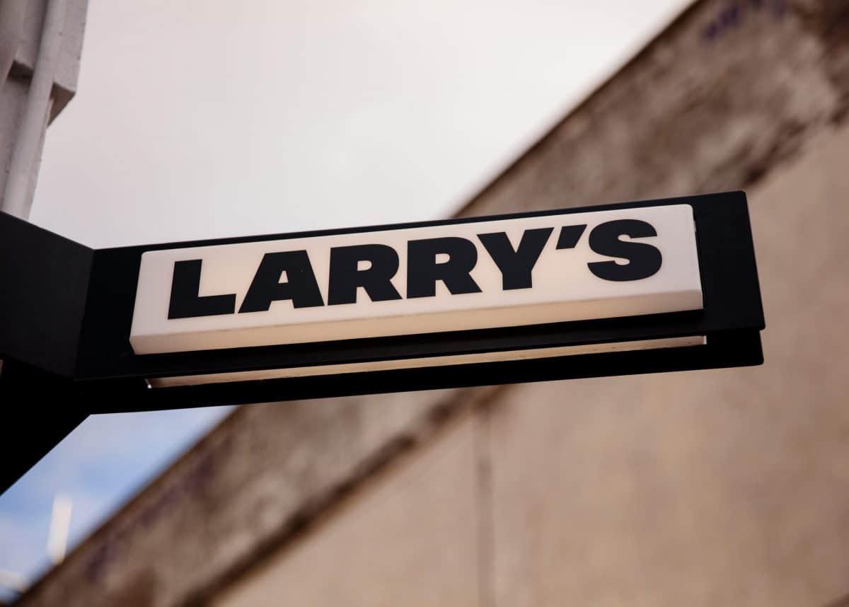 Larry's exterior   Photo: Matt Russell