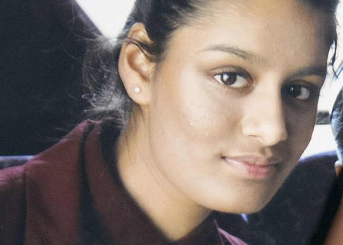 Undated File photo of Shamima Begum, one of three east London schoolgirls who travelled to Syria to join the so-called Islamic State group (IS) – is set to find out whether her British citizenship should be restored.