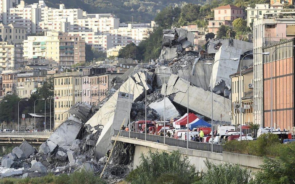 Credit. (Luca Zennaro/ANSA via AP)