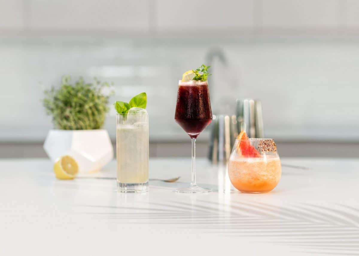London Essence Co Cocktails