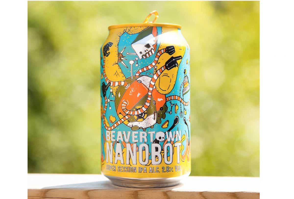 Beavertown Nanobot