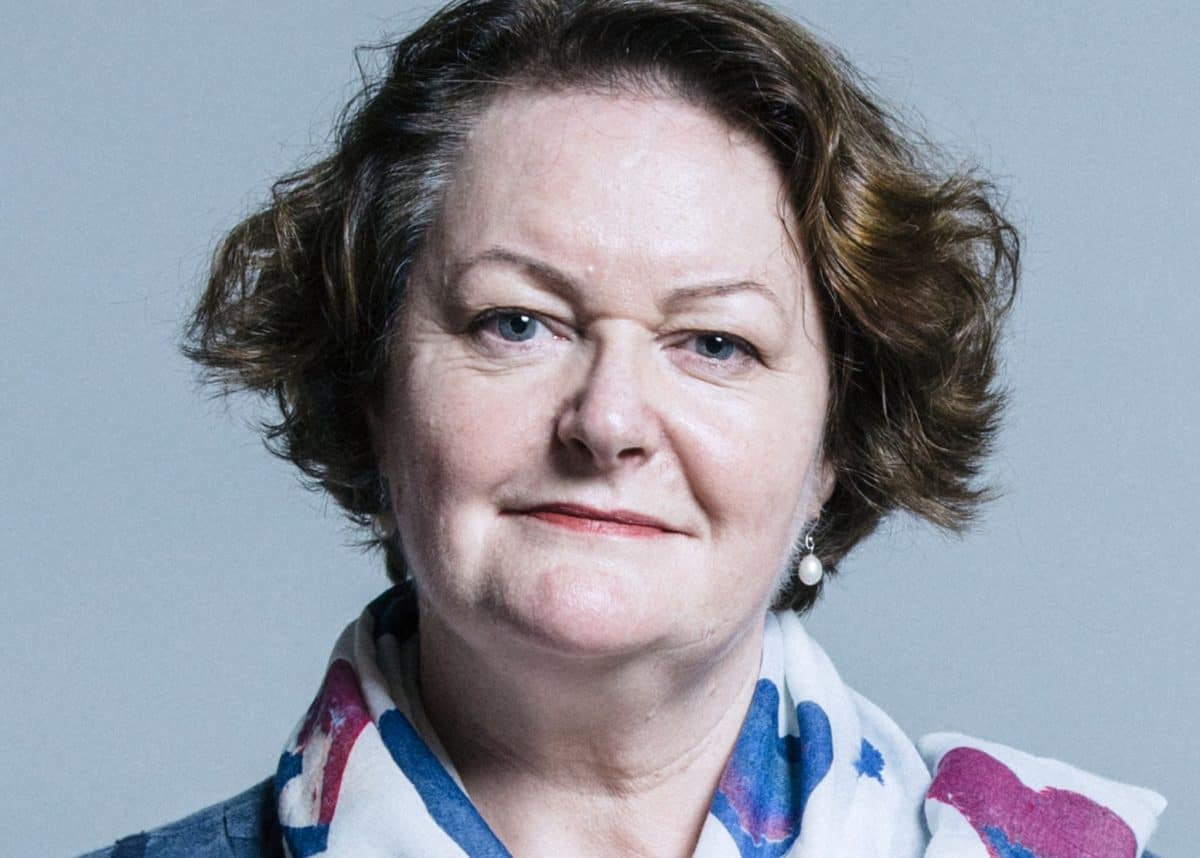 Philippa Whitford : UK Parliament official portrait 2017.