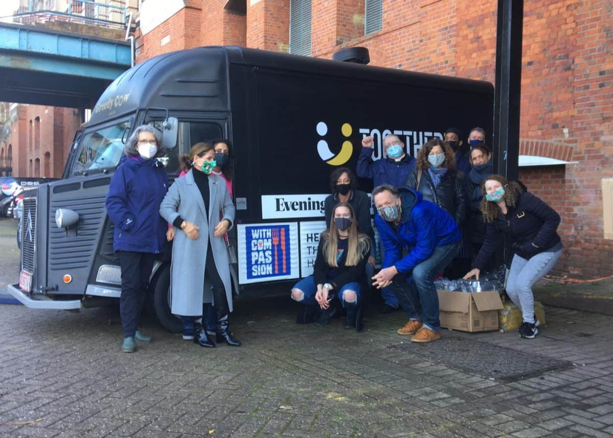 With Compassion Food Truck   Photo courtesy With Compassion