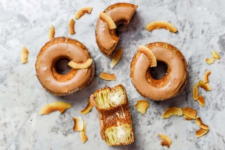 Vegan doughnuts recipe | Photo by Amelia Hallsworth from Pexels