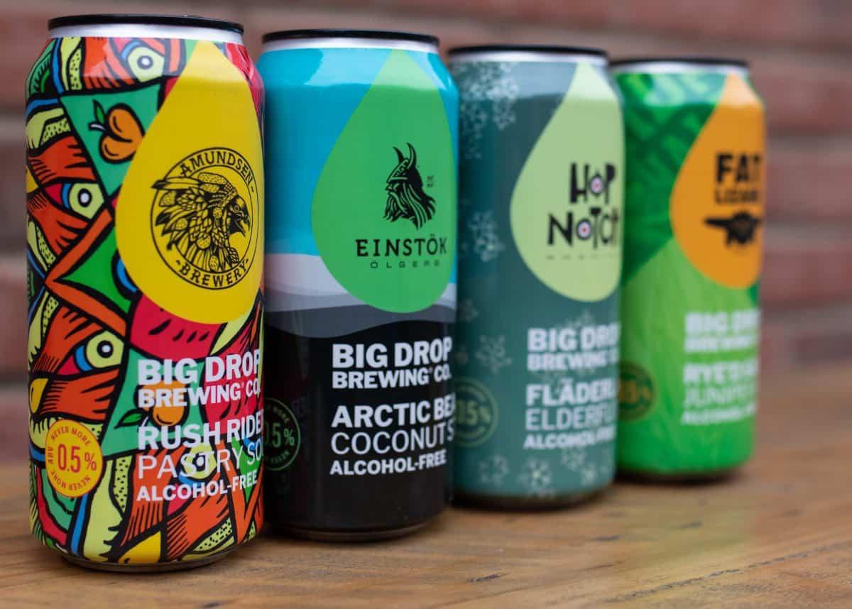 Big Drop Brewing Co World Collab Series 2