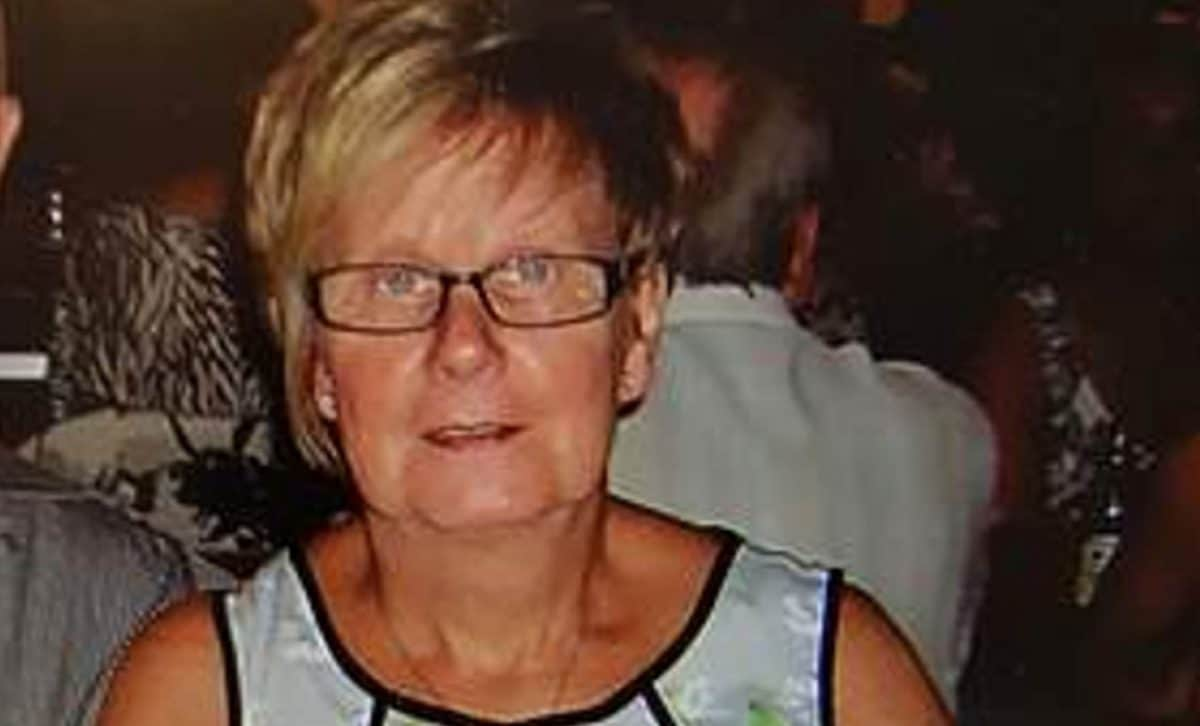 Undated handout photo issued by Gwent Police of Ruth Williams, whose husband, Anthony, is accused of killing his wife of 44 years during the coronavirus lockdown. PA Photo. Issue date: Tuesday March 31, 2020.