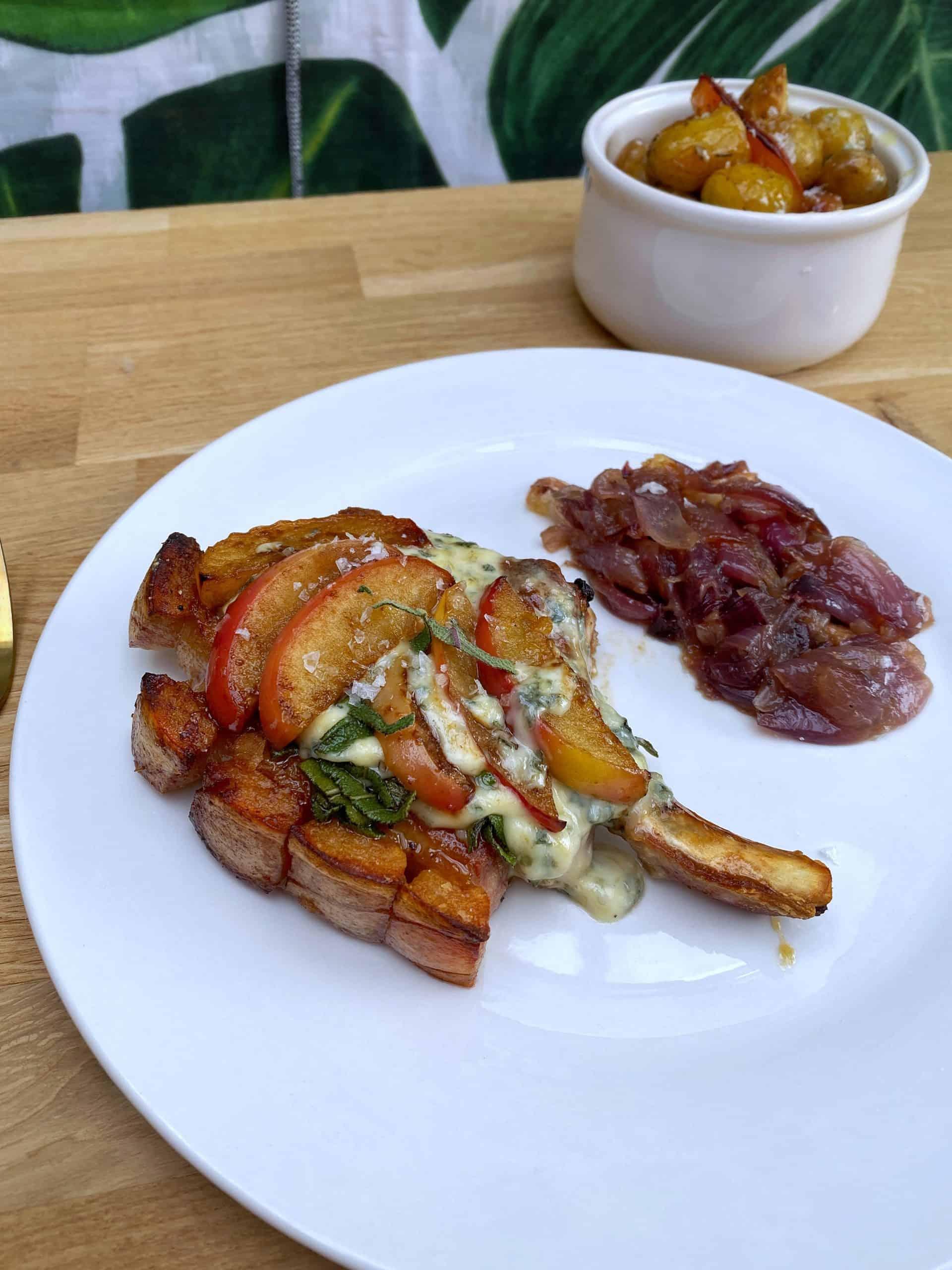 How To Make: Perfect pork chop recipe Jonathan Hatchman