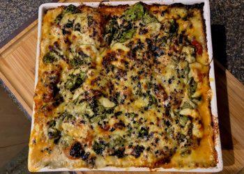 How To Make: Vegetarian Lasagne