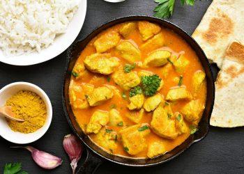 Buttermilk Chicken Curry