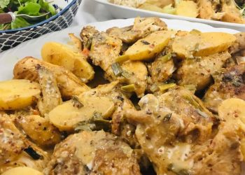 How To Make: Chicken Casserole Smothered In Smoked Paprika Sauce