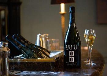 Porte Noire Champagne Grand Cru Blanc de Blancs 2010, By Idris Elba