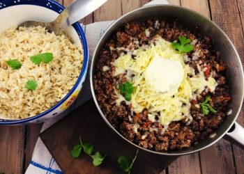 How To Make: Black Bean Chilli Mince