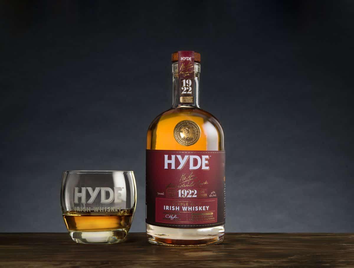 Hyde Irish Whiskey No.4 President's Cask