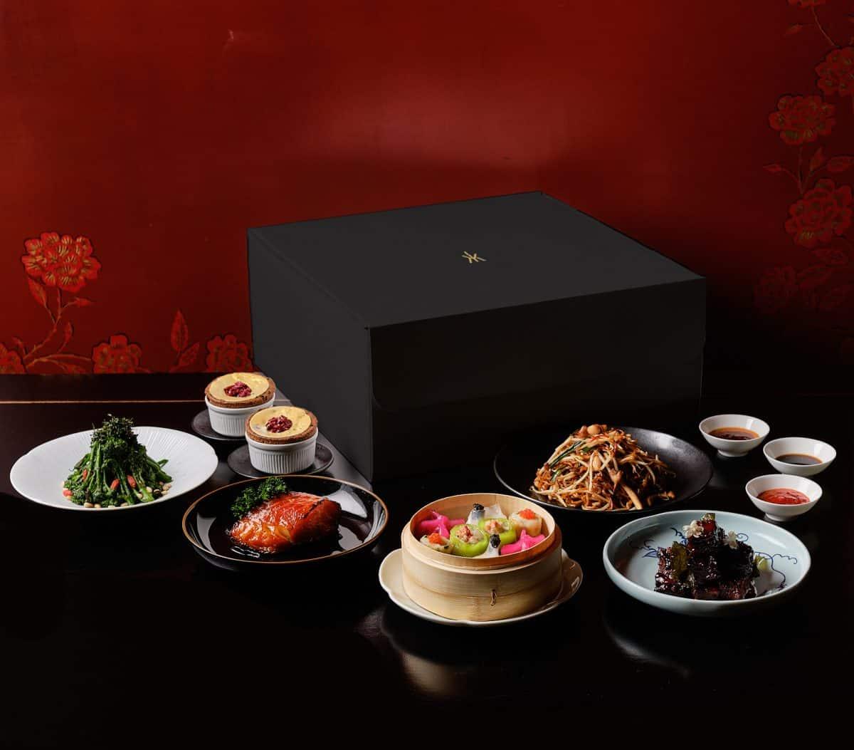 Occasions by Hakkasan box
