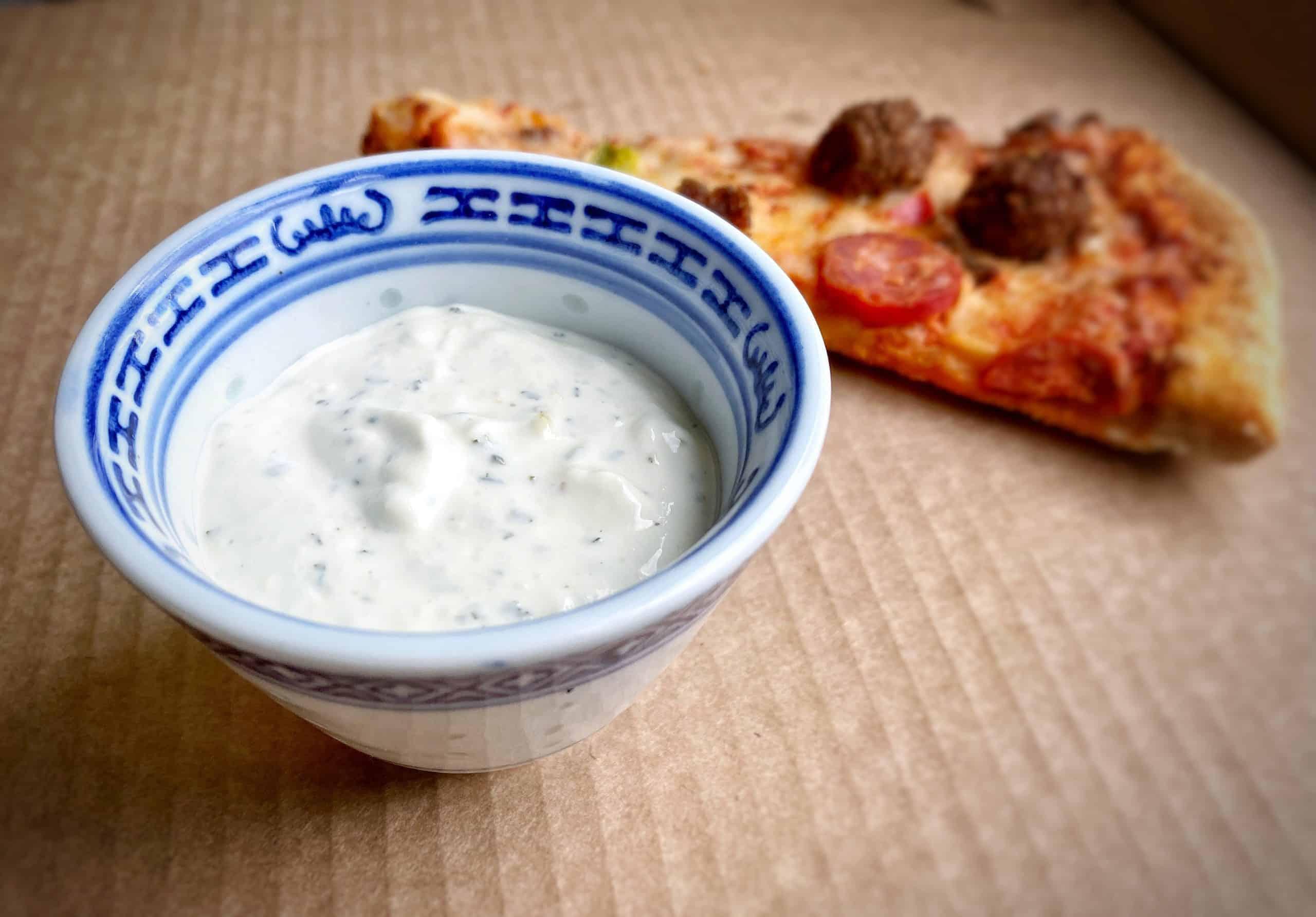 Domino's Garlic and Herb Dip Recipe   Photo: Jonathan Hatchman