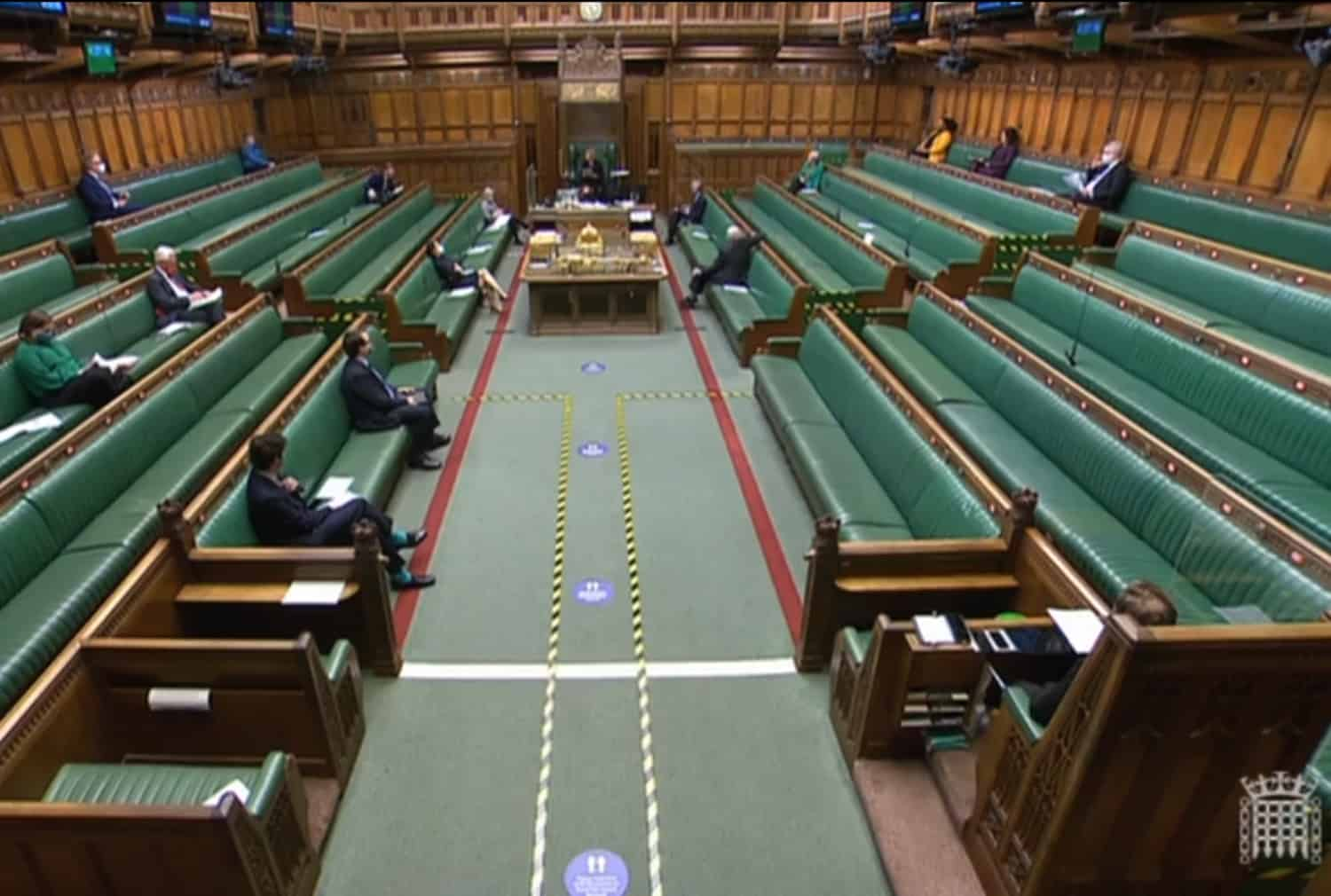MPs vote through the controversial Police, Crime, Sentencing and Courts Bill