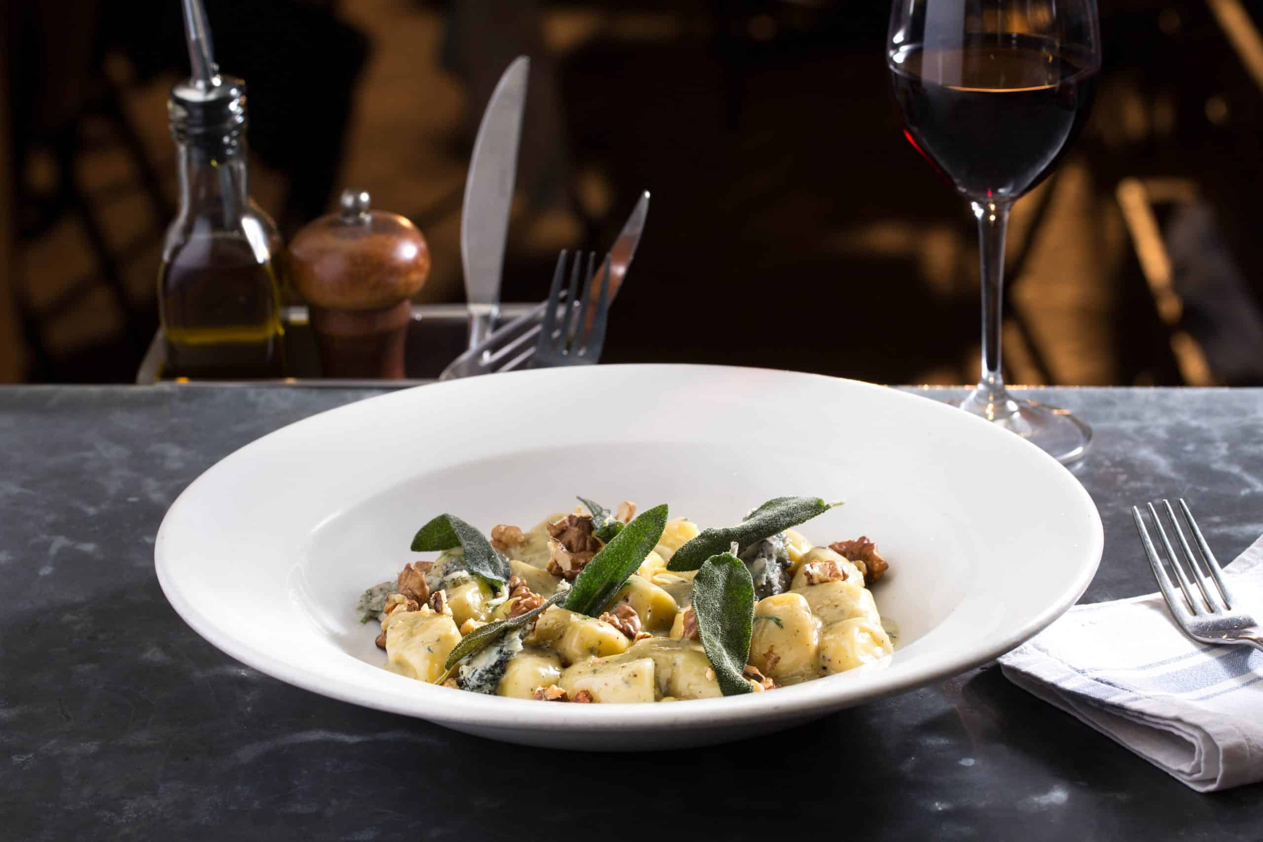 Gnocchi recipe with Gorgonzola, sage & walnuts 10 Greek Street