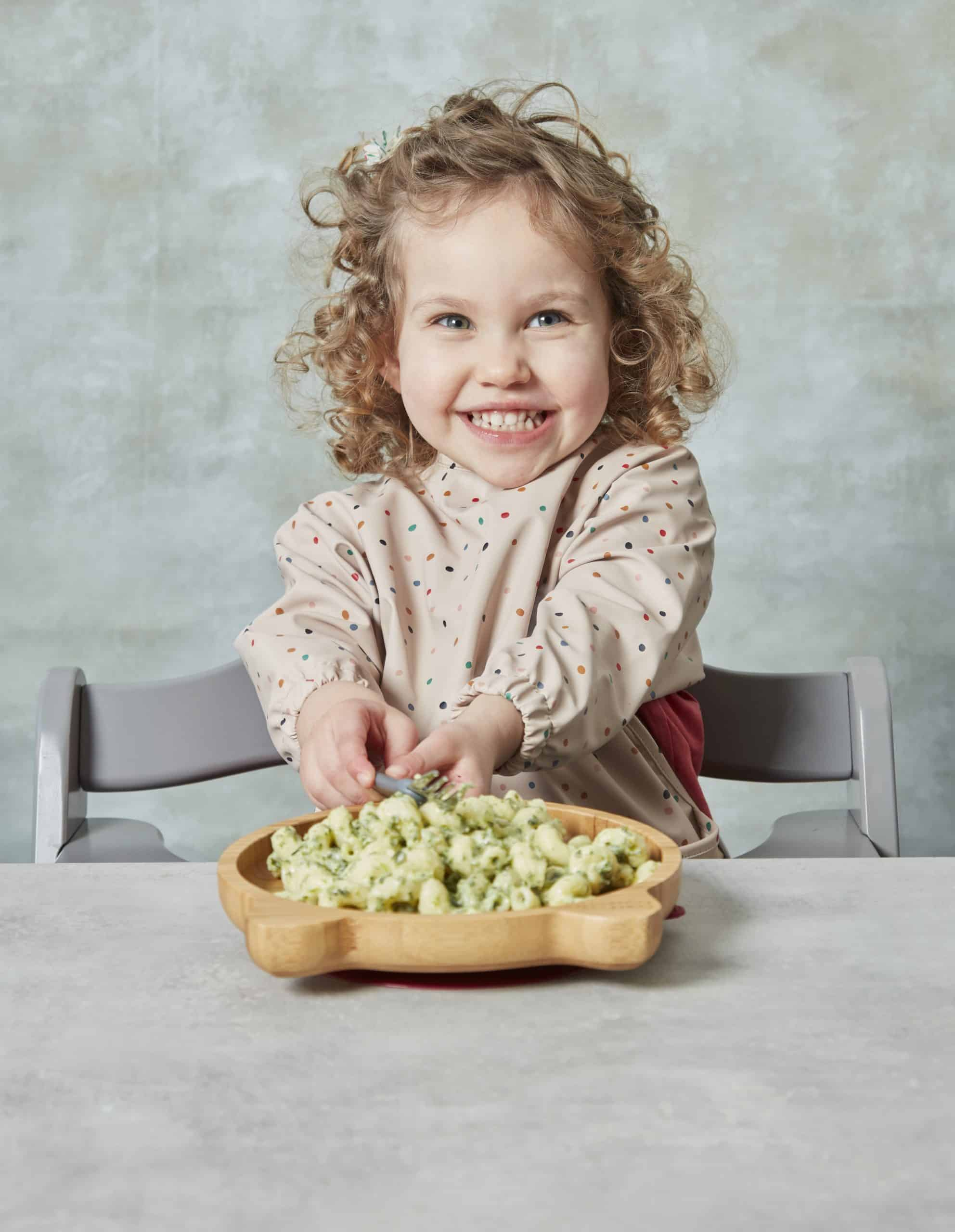 Hulk Mac 'n' Cheese | Photo: What Mummy Makes by Rebecca Wilson is published by DK, 23 July 2020. £14.99. DK.com