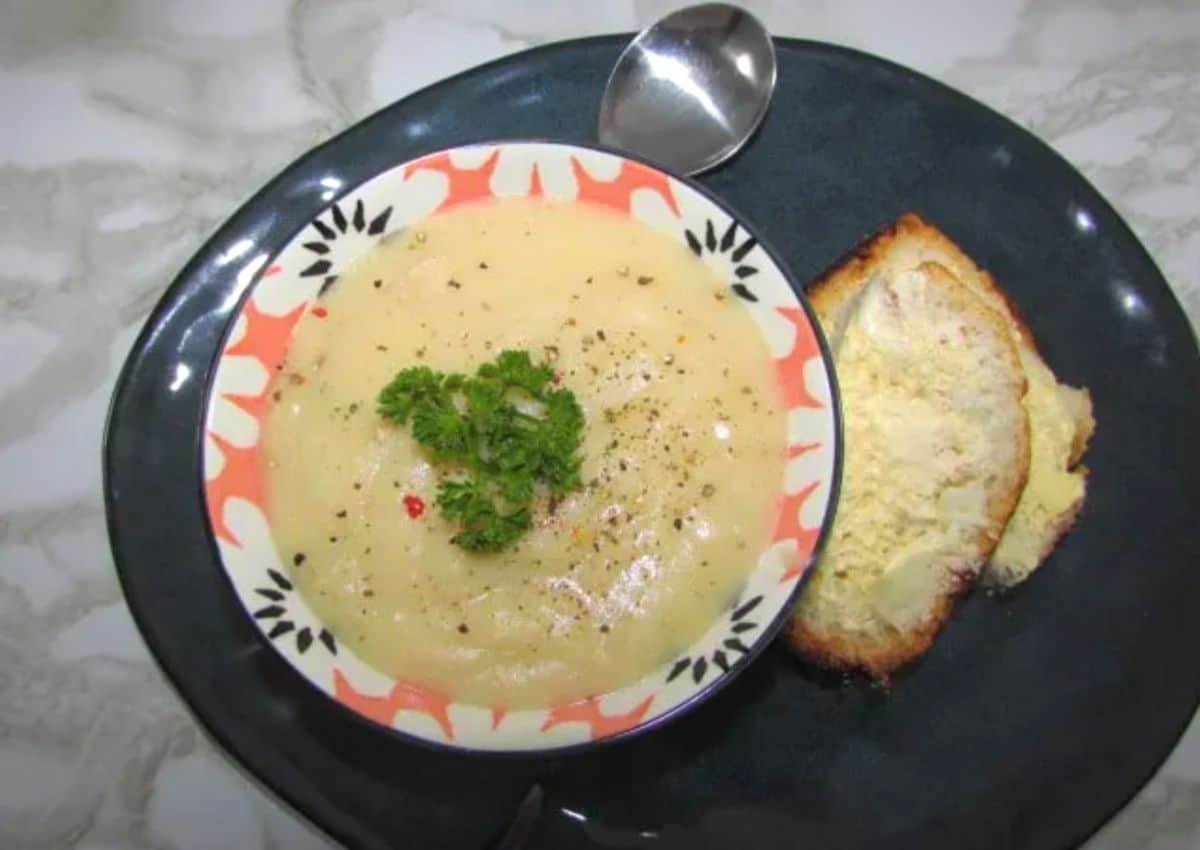 How To Make: Potato Soup